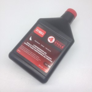 Toro Tractor and Pedestrian Lawmower Summer Oil 38916