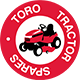 Toro Tractor Spares